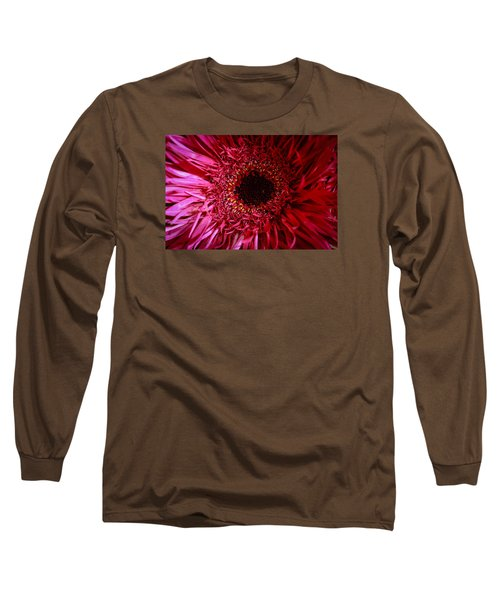 Long Sleeve T-Shirt featuring the photograph Dressy by Julie Andel