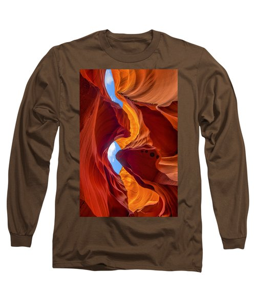 Enduring Beauty  Long Sleeve T-Shirt by Dustin  LeFevre