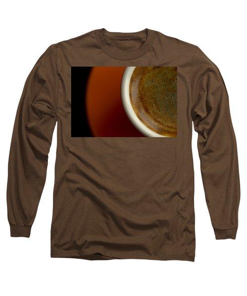 Espresso Long Sleeve T-Shirt by Chevy Fleet