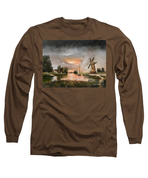 Fairhaven Mill Long Sleeve T-Shirt