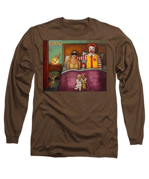 Fast Food Nightmare Long Sleeve T-Shirt