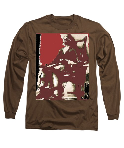 Film Homage Picture Snatcher Number 1 1933 Ruth Snyder Execution January 1928-2013 Long Sleeve T-Shirt