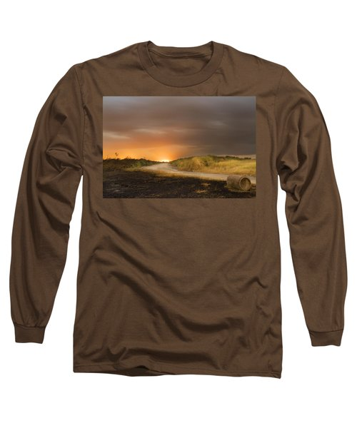 Fire On The Horizon Long Sleeve T-Shirt