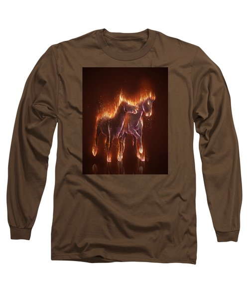 From Hell Long Sleeve T-Shirt by Kate Black