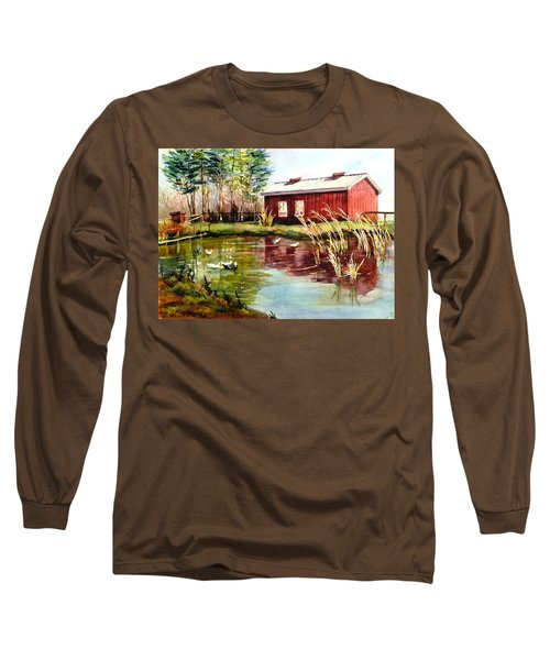 Green Acre Farm Long Sleeve T-Shirt