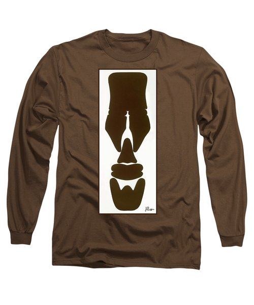 Hamite Male Long Sleeve T-Shirt by Jerry Ruffin