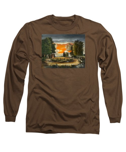 Hoggets Farm Long Sleeve T-Shirt