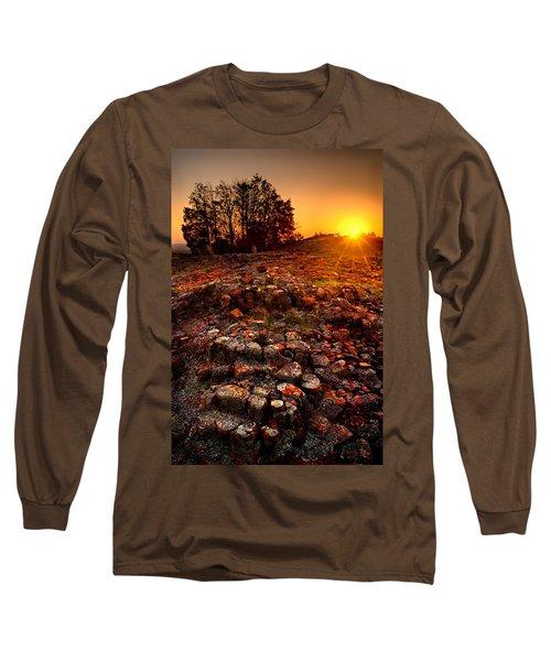 Hughes Mountain Long Sleeve T-Shirt