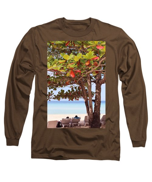 Jamaican Day Long Sleeve T-Shirt