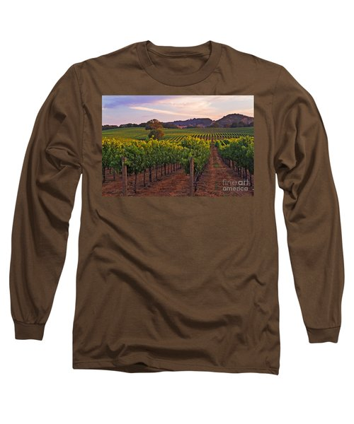 Knight's Valley Summer Solstice Long Sleeve T-Shirt