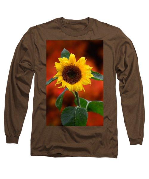 Last Sunflower Long Sleeve T-Shirt