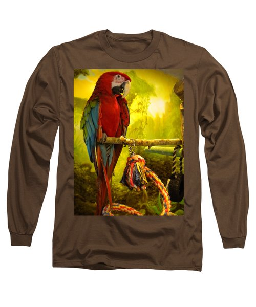 Lucky Look Long Sleeve T-Shirt