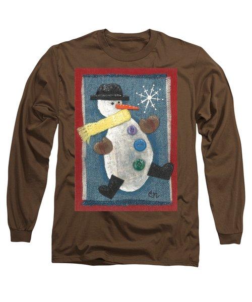 Mr. Snowjangles Long Sleeve T-Shirt