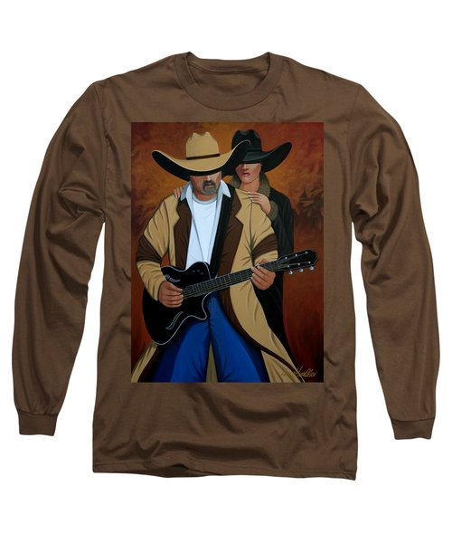 Play A Song For Me Long Sleeve T-Shirt