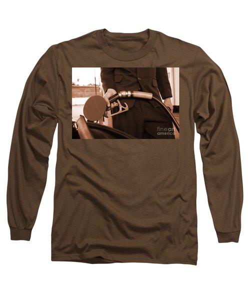 Refuelling Long Sleeve T-Shirt