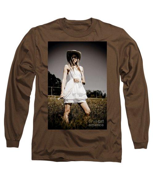 Rural Darkness Long Sleeve T-Shirt