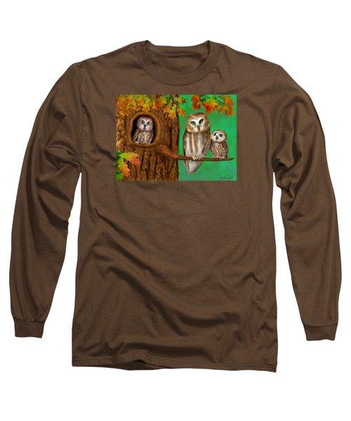 Serendipity Long Sleeve T-Shirt by Glenn Holbrook