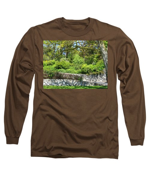 Stone Wall 1 Long Sleeve T-Shirt
