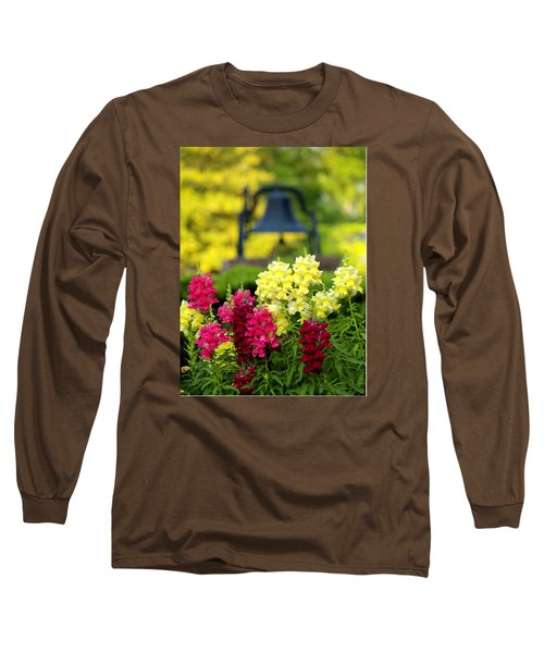 The Bell Long Sleeve T-Shirt by Charles Hite