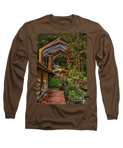 The Wayfarers Chapel Long Sleeve T-Shirt