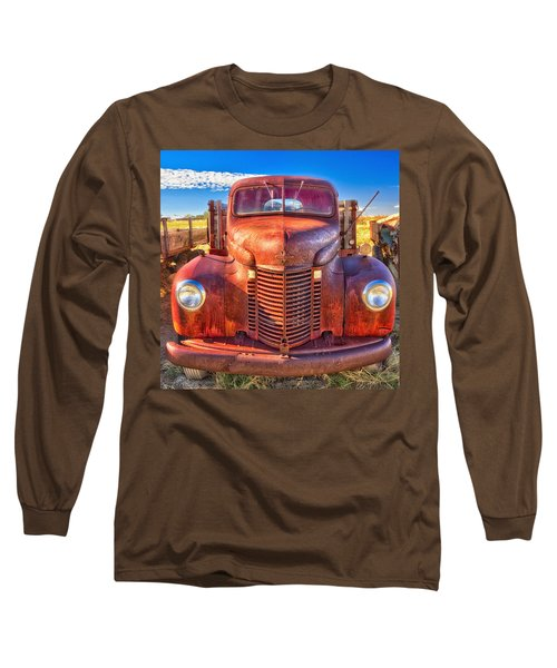 International Rust Long Sleeve T-Shirt