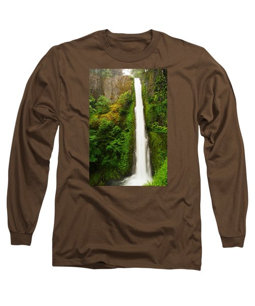 Tunnel Falls  Long Sleeve T-Shirt