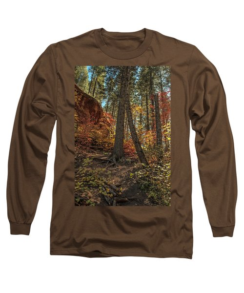 West Fork Fall Color Long Sleeve T-Shirt