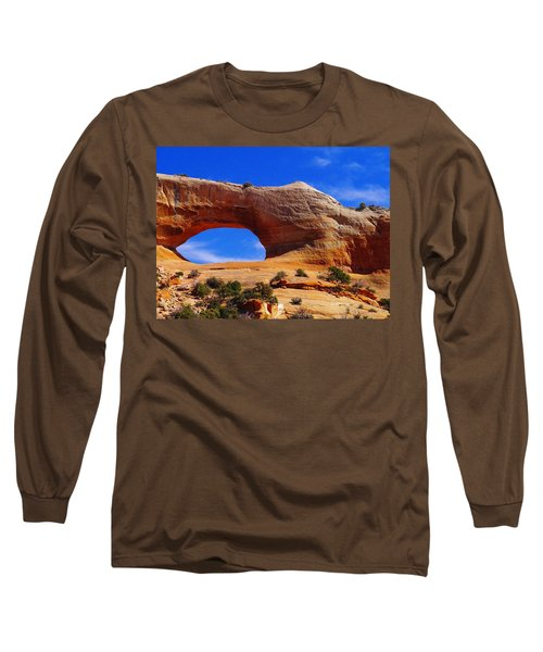 Wilsons Arch Long Sleeve T-Shirt