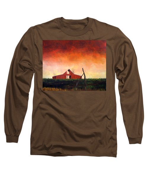 Wired Down Long Sleeve T-Shirt