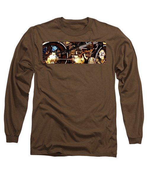 1928 Bmw Canonball Contender Long Sleeve T-Shirt