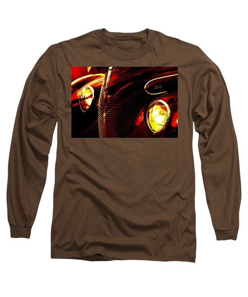 1939 Ford Long Sleeve T-Shirt