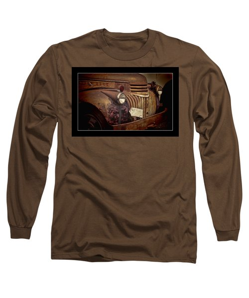 1946 Chevy Truck Long Sleeve T-Shirt
