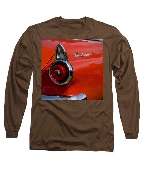 1955 427 Thunderbird Tail Light Long Sleeve T-Shirt