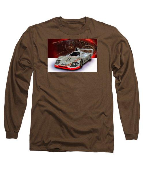1981 Porsche 936/81 Spyder Long Sleeve T-Shirt