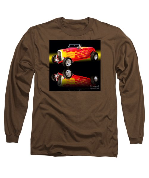 1932 Ford V8 Hotrod Long Sleeve T-Shirt