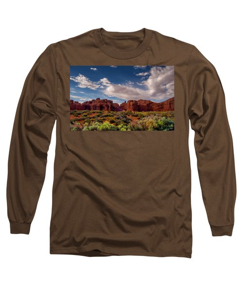 Arches National Park Long Sleeve T-Shirt