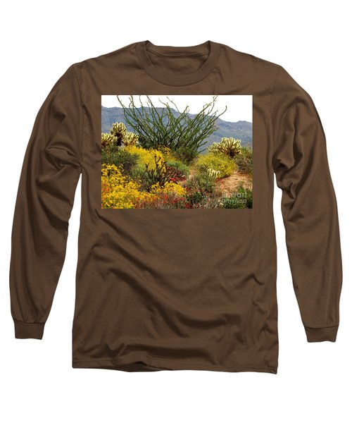 Arizona Springtime Long Sleeve T-Shirt