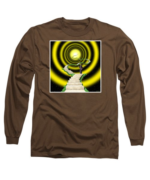 Ascension Long Sleeve T-Shirt by Scott Ross