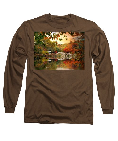Autumn At Hernshead Long Sleeve T-Shirt