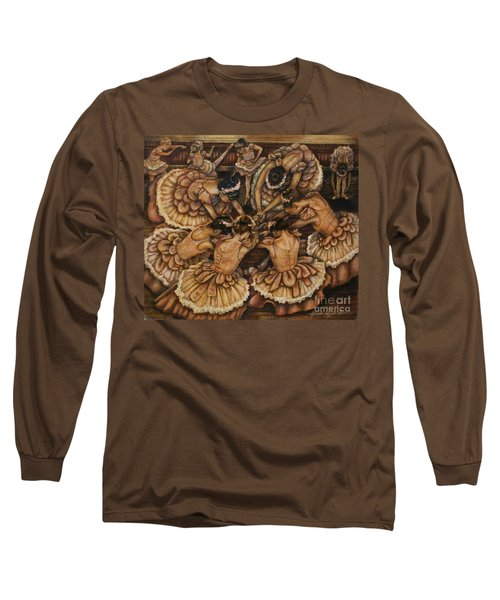 Bouquet Of Ballet    Long Sleeve T-Shirt