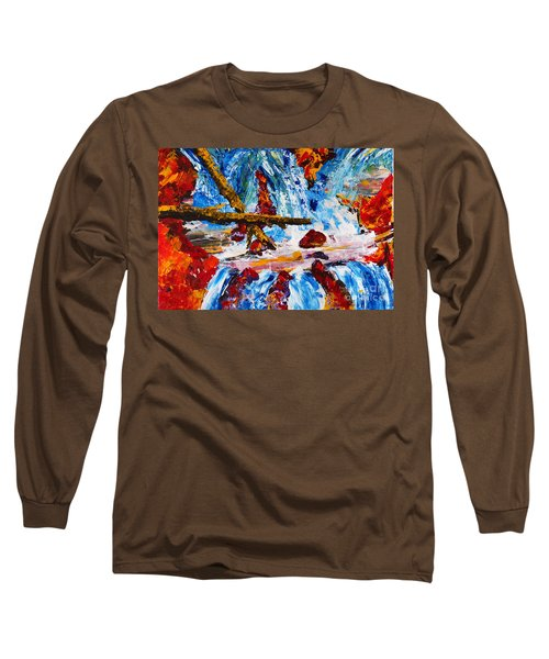 Burch Creek Run-off Long Sleeve T-Shirt