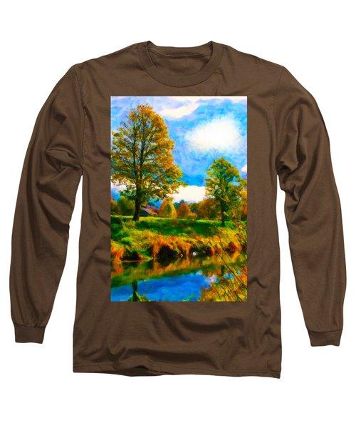 Canal 2 Long Sleeve T-Shirt