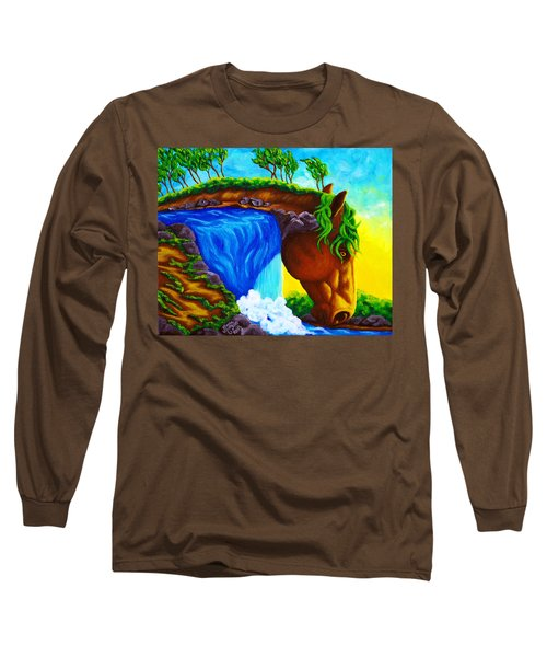 Equifall Long Sleeve T-Shirt