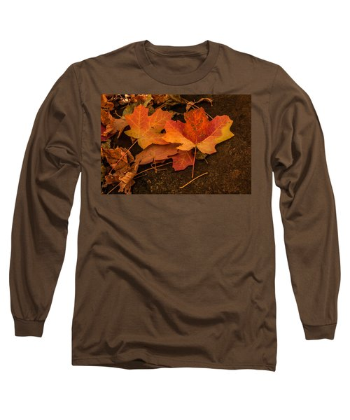 West Fork Fallen Leaves Long Sleeve T-Shirt