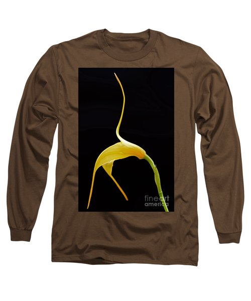 Floral Dancer Long Sleeve T-Shirt
