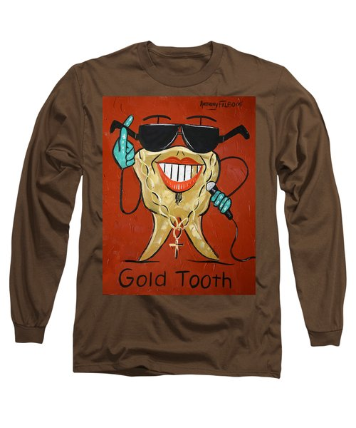 Gold Tooth Long Sleeve T-Shirt