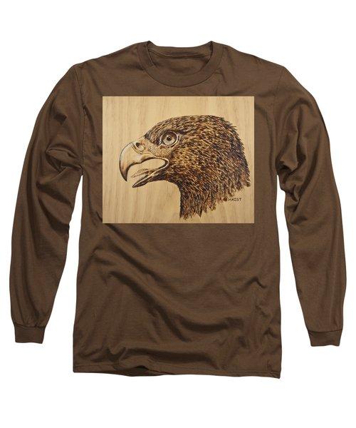 Golden Eagle Long Sleeve T-Shirt