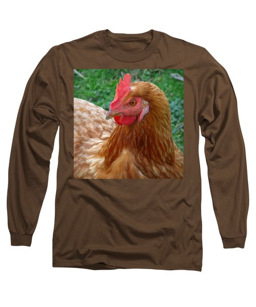 Mattie Ross Long Sleeve T-Shirt