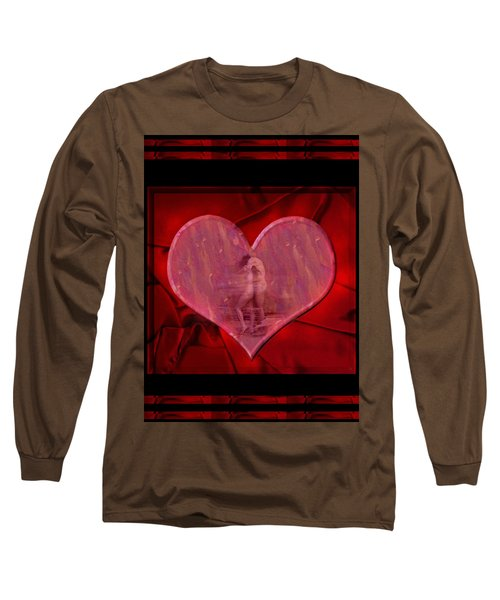 My Hearts Desire Long Sleeve T-Shirt