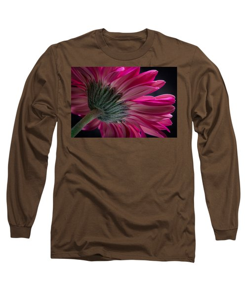 Long Sleeve T-Shirt featuring the photograph Pink Flower by Edgar Laureano